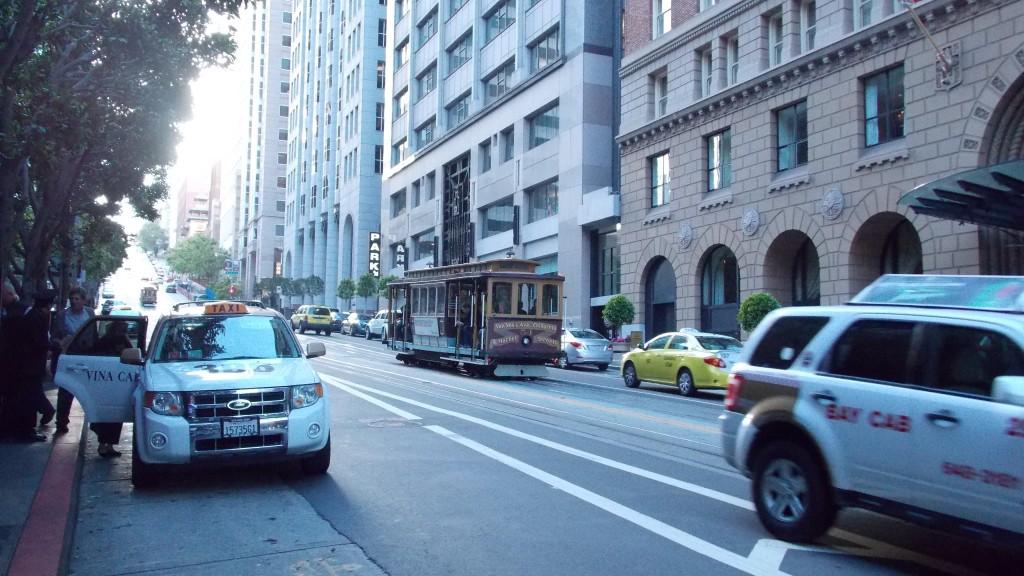 calles del downtown